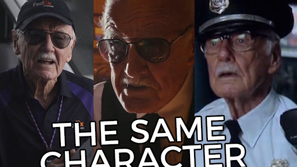Stan Lee Marvel Cinematic Universe