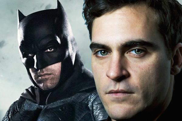 Joaquin Phoenix Batman