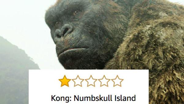 Kong Skull Island Amazon