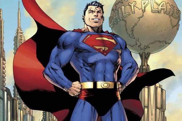 Action Comics 1000 Superman Jim Lee