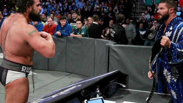 Bobby Roode Rusev
