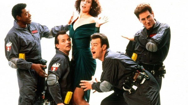 Ghostbusters Publicity Still