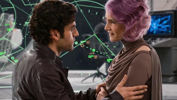 Star Wars The Last Jedi Poe Holdo