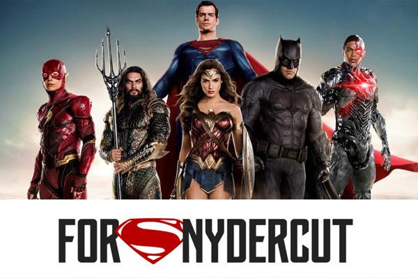 Justice League ForSnyderCut