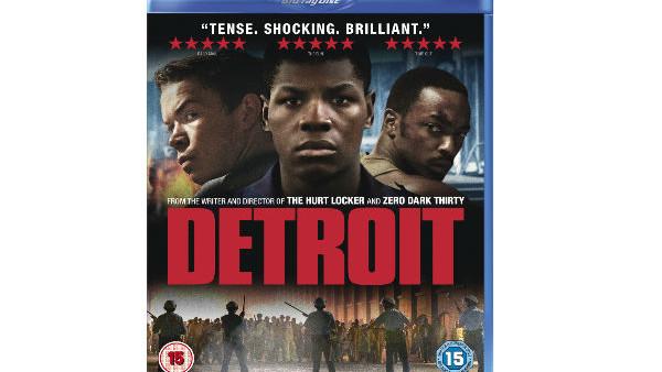 Detroit Blu Ray