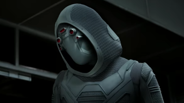 Ant-Man and the Wasp The Ghost