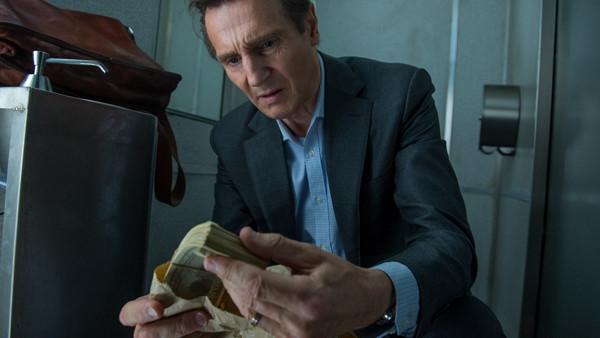 The Commuter Liam Neeson