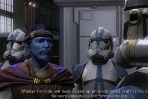 Star Wars Battlefront 3 Master Ferroda