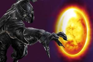 Black Panther Soul Stone