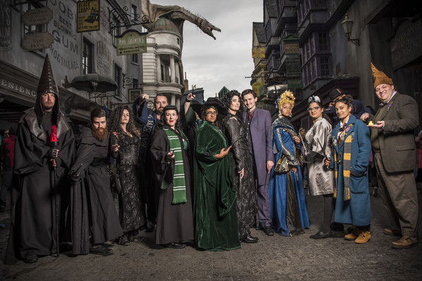A Celebration Of Harry Potter Universal Orlando