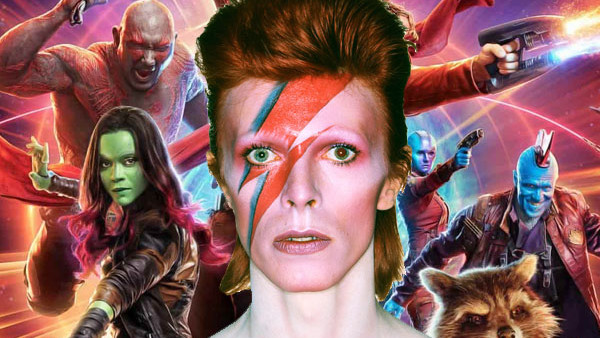 David Bowie Guardians Of The Galaxy