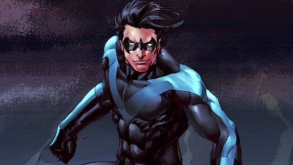 Nightwing Design