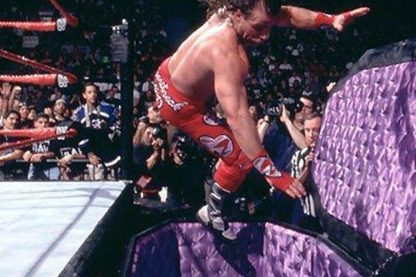 Shawn Michaels Casket