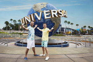 Ant and Dec Universal Orlando Resort