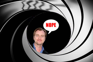 Christopher Nolan Gun Barrel