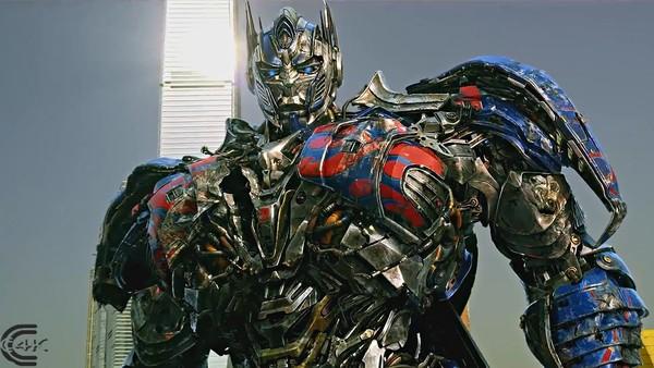 Bad Robot Transformers