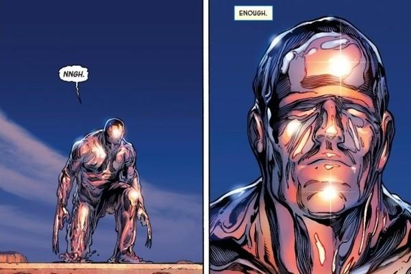 Wolverine Death Adamantium