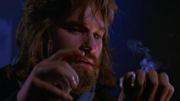 The Thing Kurt Russell Blood Test