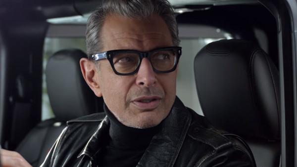 Jeff Goldblum Jeep