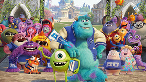 Pixar Quiz: How Well Do You Remember Monsters University? 					 					 					 					 					 																		quiz