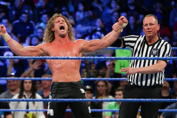 Dolph Ziggler SmackDown Arghhhh!