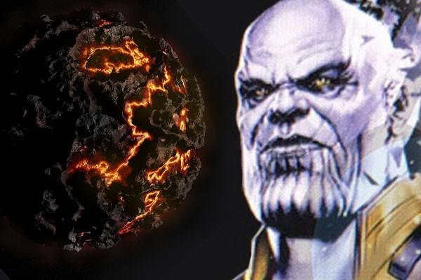 Thanos Xandar
