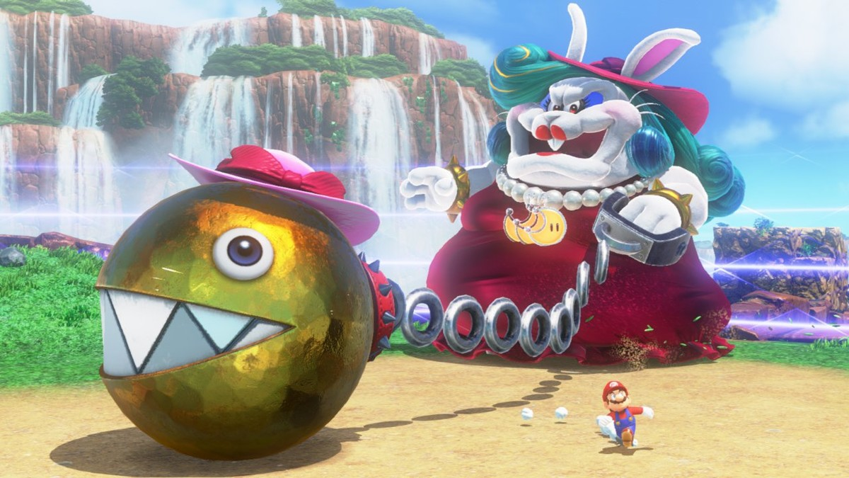 Super Mario Odyssey Ranking Every Boss Encounter From Worst To
