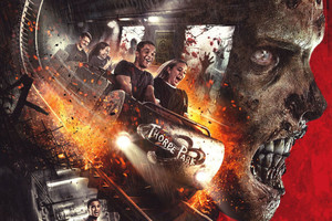 Thorpe Park To Open World's First Walking Dead Rollercoaster