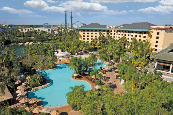 Universal Orlando Loews Royal Pacific Resort