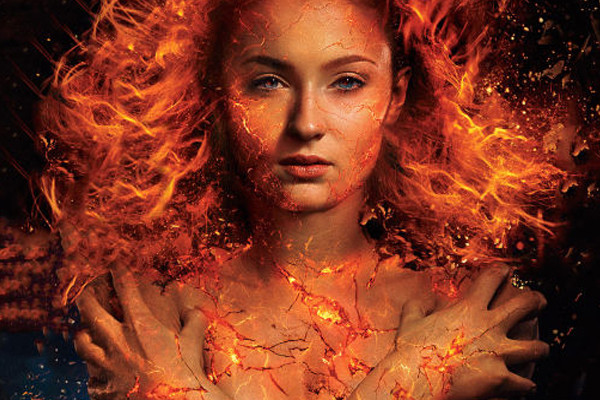 X Men Dark Phoenix Jean Grey Sophie Turner