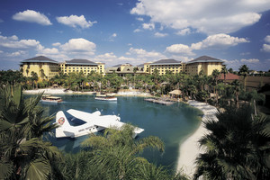Universal Orlando Loews Royal Pacific Resort