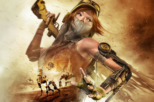 Recore game joule