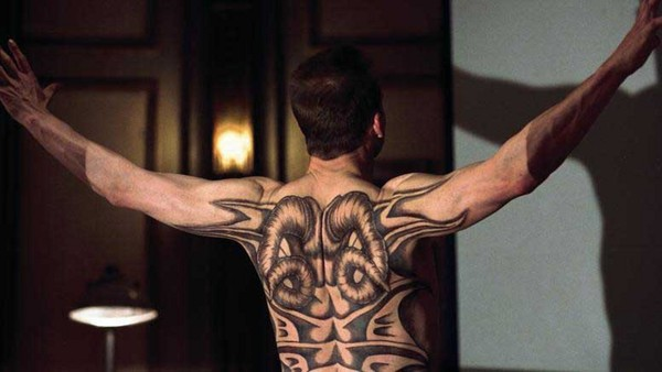 Red Dragon Ralph Fiennes
