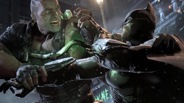 Batman: Arkham Origins Bane