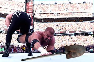 Triple H Shovel
