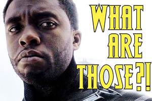 Black Panther: 20 WTF Moments
