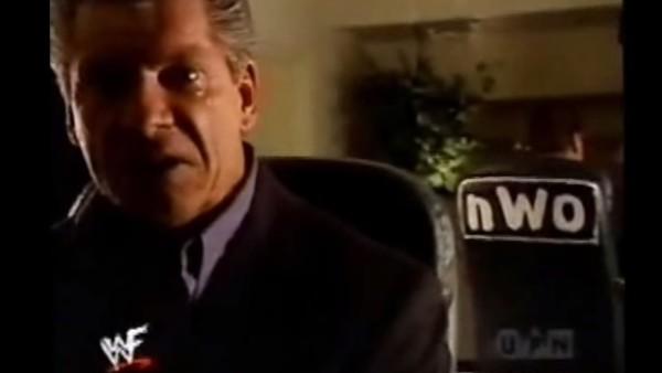 Vince McMahon NWO