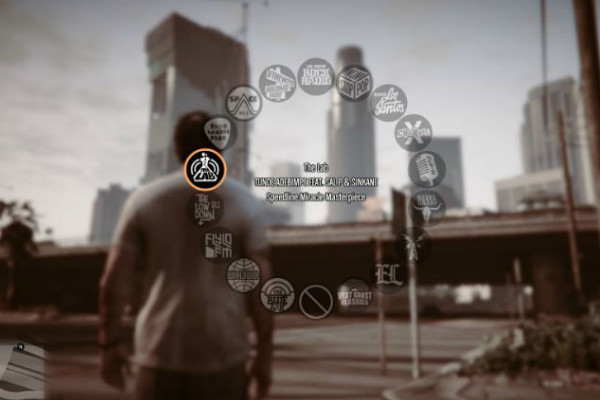 GTA 5 Music