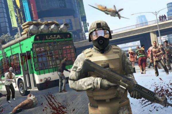 GTA 5 Zombie Mod