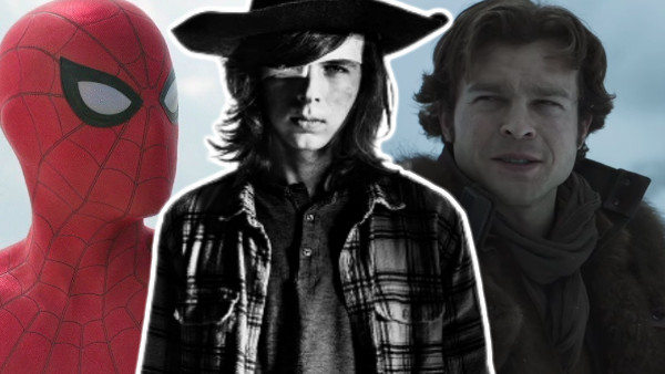 THANK GOD Spider-Man & Han Solo Didn't Cast Chandler Riggs