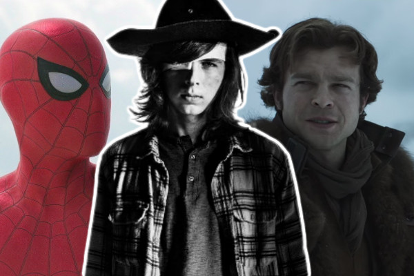 Han Solo Spider Man Chandler Riggs