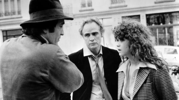 Last Tango In Paris Bertolucci Marlon Brando