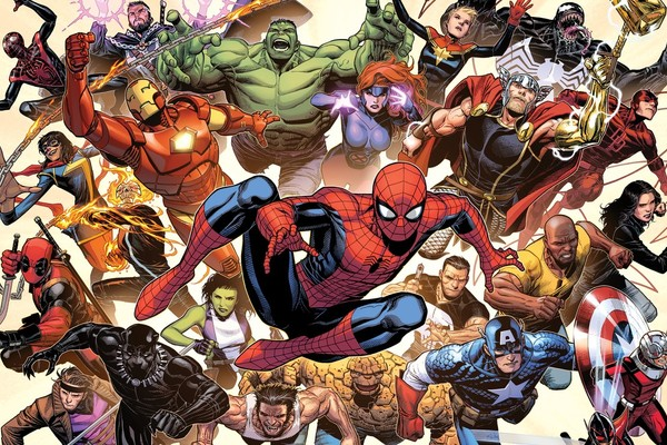 marvel comics concurrent