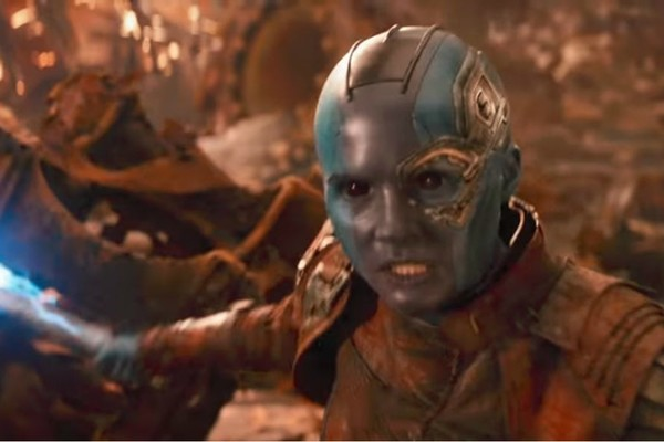 Image result for infinity war nebula