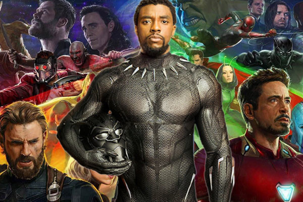 MCU Movies Black Panther