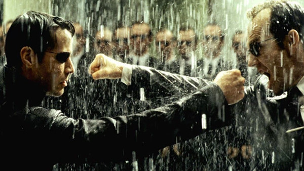 The Matrix Revolutions Neo Smith