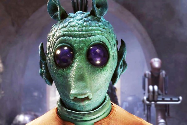 Greedo Star Wars