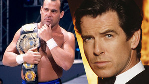 Dean Malenko James Bond Pierce Brosnan