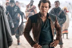 Solo A Star Wars Story Alden Ehrenreich
