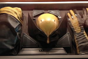 Wolverine Yellow Costume